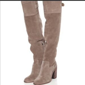 Dolce vita thigh high boots size 9.5